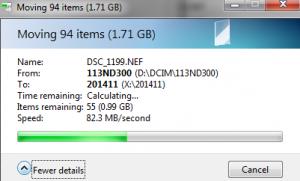USB 3.0 Flash Card Transfer Speeds