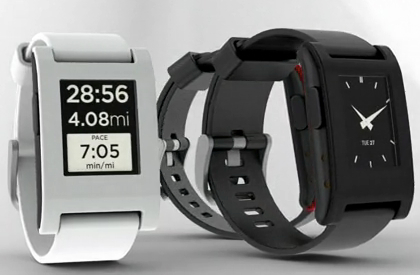 The Pebble Smart Watch