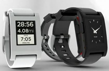 The Pebble Smart Watch
