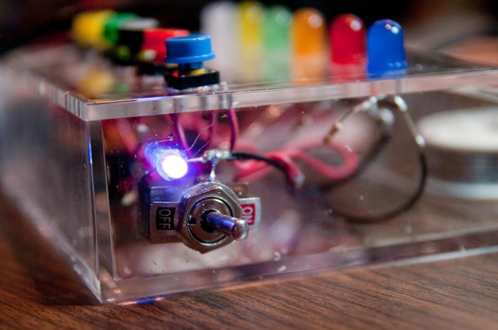 Power Indicator LED