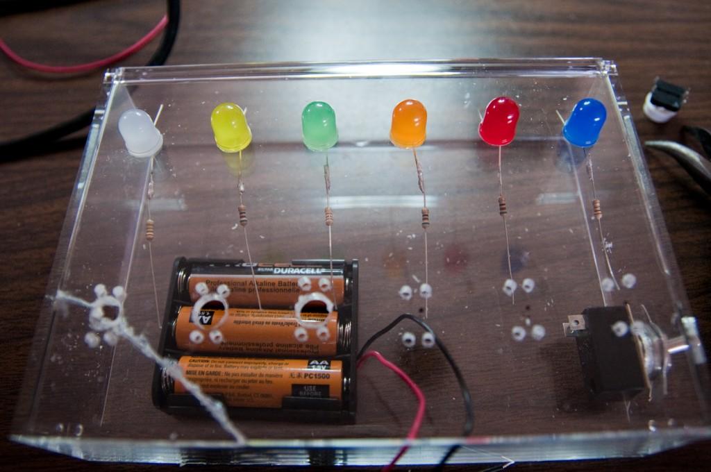 Button installation