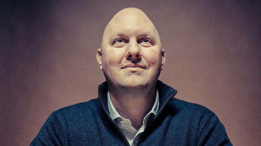 Marc Andreessen, Bitcoin investor, technology visionary, inventor of the web browser. One of the most influential and important people in the internet revolution.